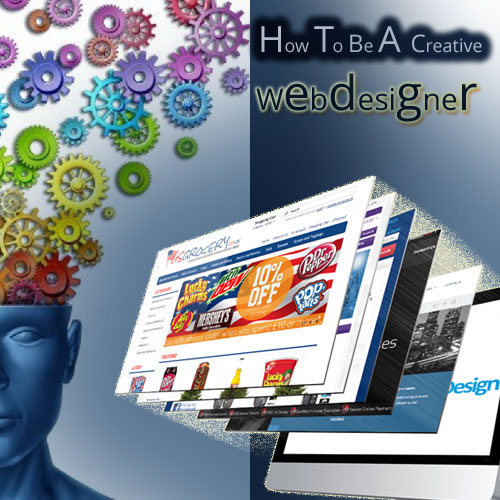 How to be a creative web designer