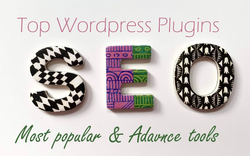Popular wordpress SEO plugins