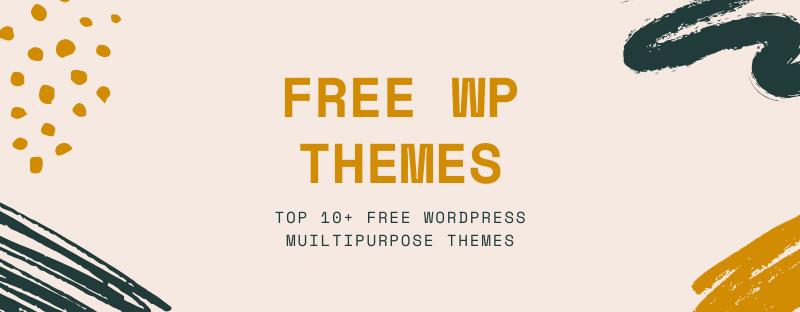 Free-wordpress-multipurpose-themes