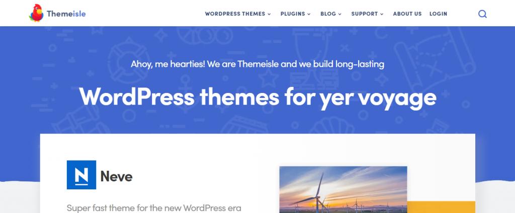 ThemeIsle - Best marketplace to buy wp themes & plugin