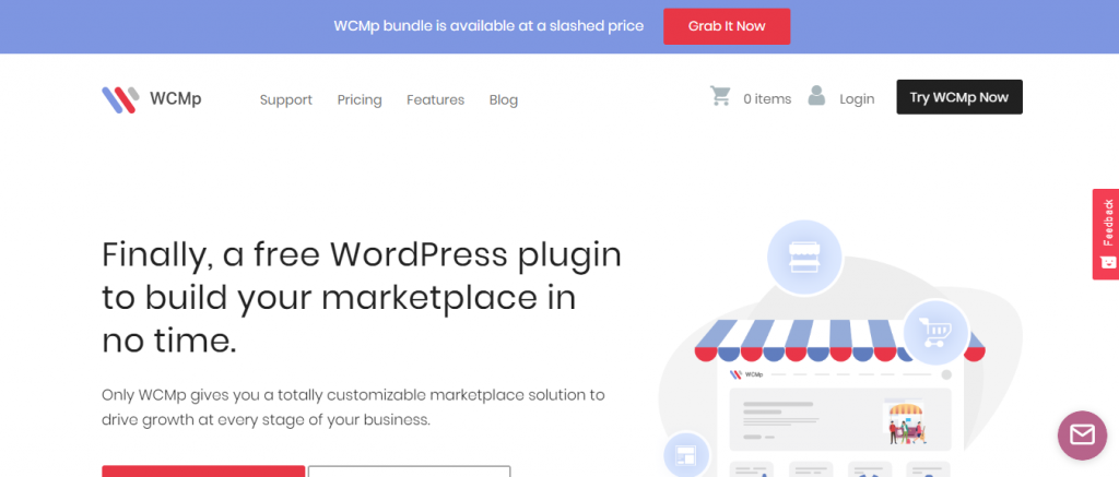 WCMP Marketplace