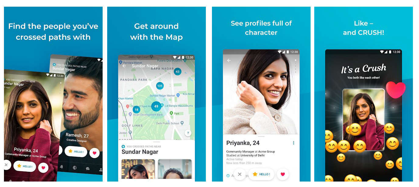 Top 10 Dating Apps Available in 2020 (2K2K), Recommended