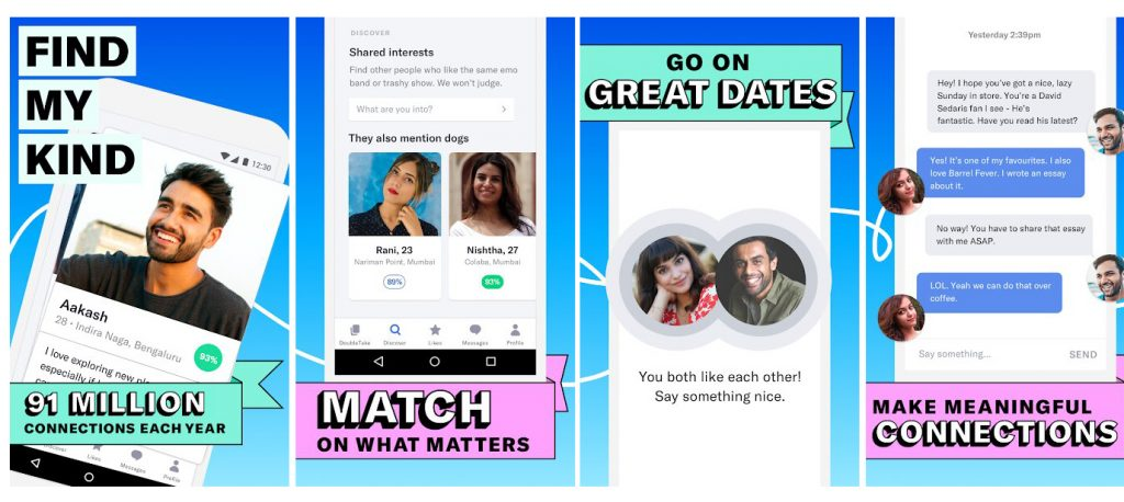 okcupid dating app