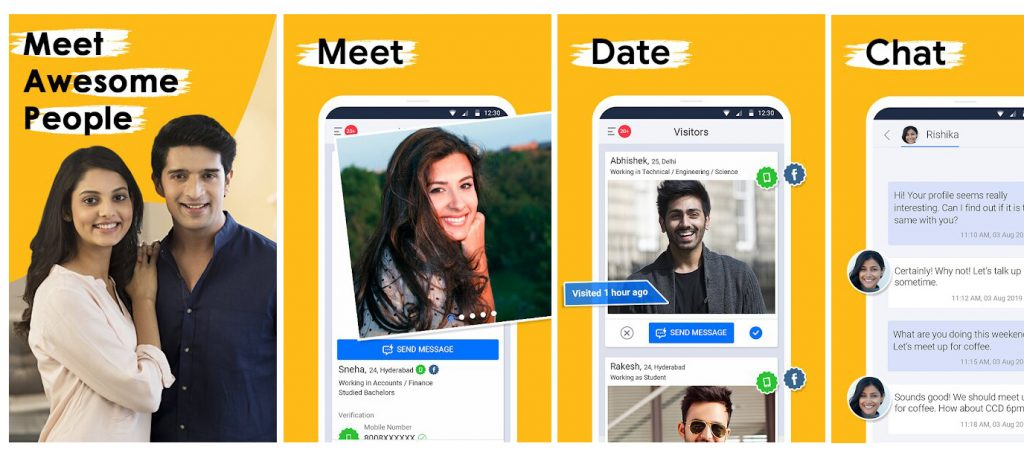 quack-quack dating app
