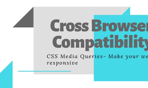 CSS media queries - make website responsive