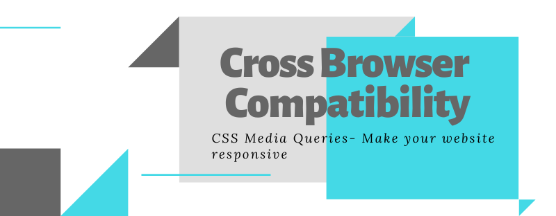 CSS media queries - make website responsive