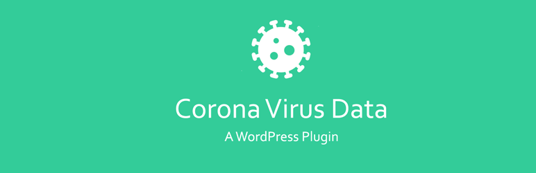 Corona Virus Data WP plugin