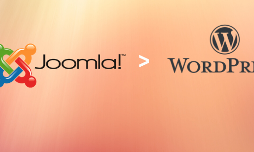 Joomla to wordpress migration