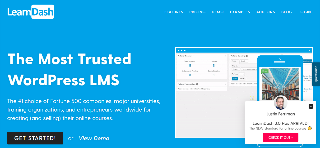 LearnDash- LMS Membership plugin