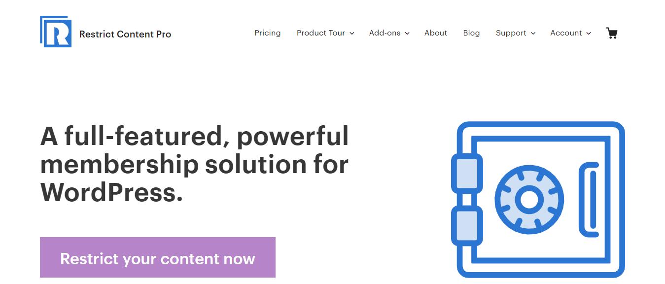 Restrict Pro Content WP Membershp plugin