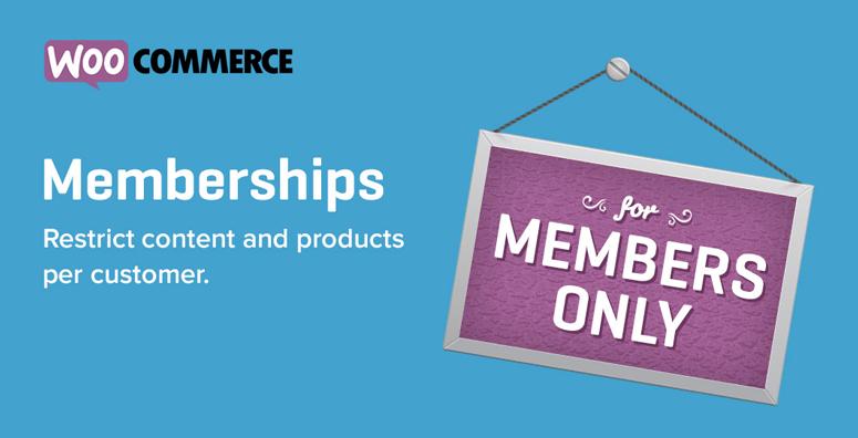 WooCommerce Membership WP Plugin